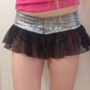 iHeartRaves Skirts - iHeartRaves Mini Skirt